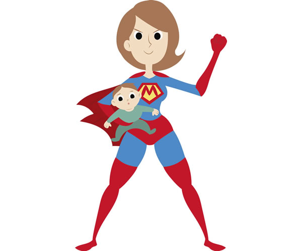 Super-Mom-