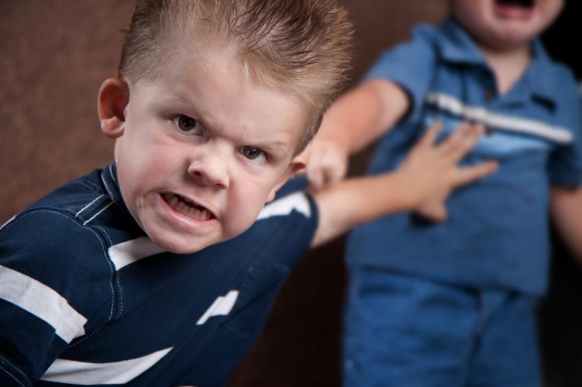 vredt barn